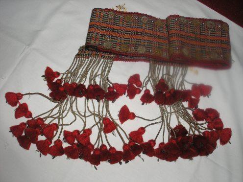 Очева момачка тканица